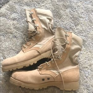 Other - Army issued hot weather combat boots 8.5 wide